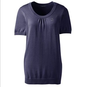 Chase Bank Crew Neck Top